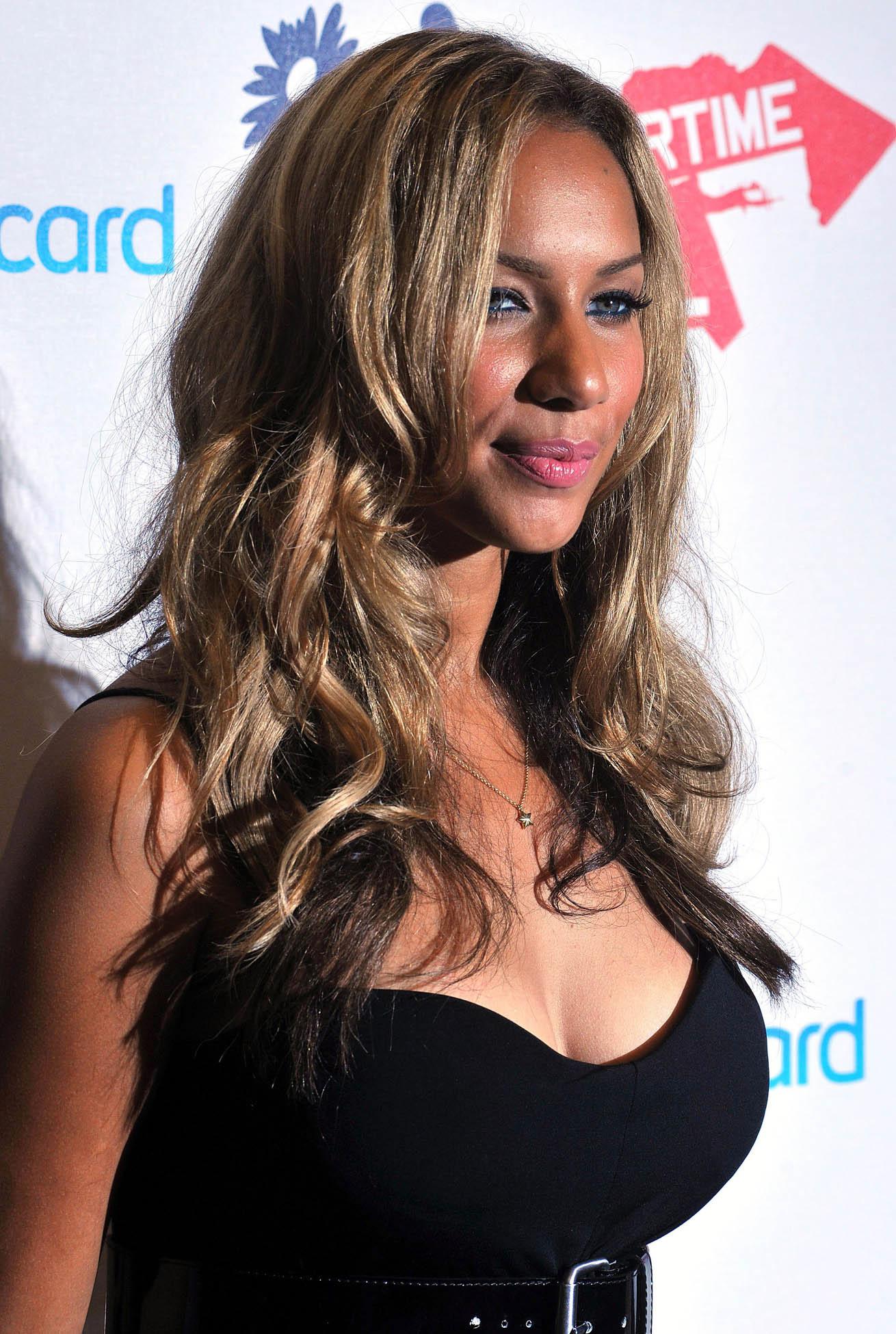 Leona Lewis Tits 16