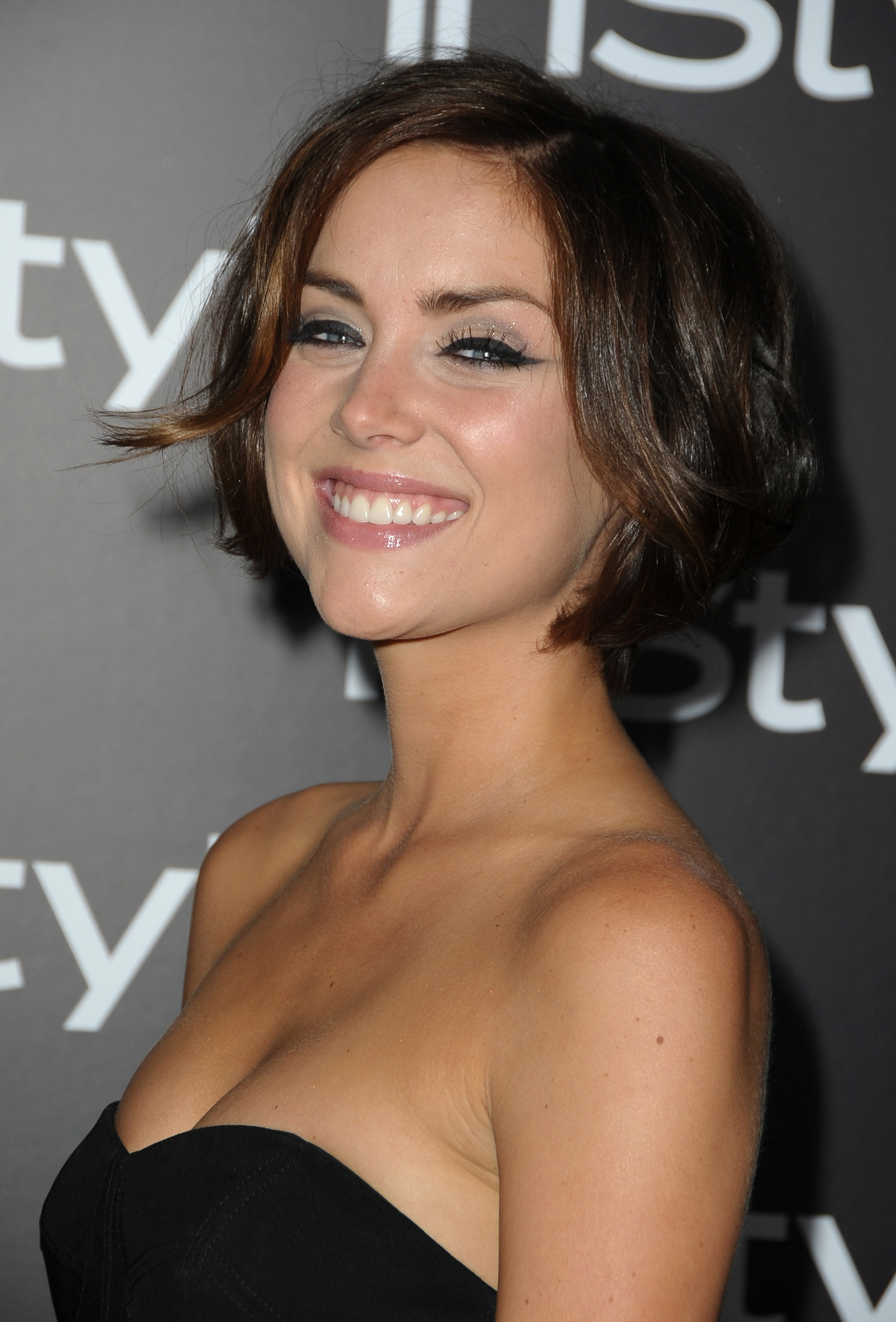 Short Hairstyles Brown Hair Celebrities
